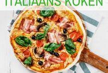 Libelle - Italiaans koken / Breng Italië zelf op je bord met deze gerechten die je meteen doen watertanden! https://www.libelle.be/lekker/