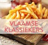 Libelle - Vlaamse klassiekers / Op en top Vlaams met een twist of op grootmoeders wijze! Denk: frietjes, witloof, met aardappel, enzovoort. https://www.libelle.be/lekker/