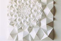 DIY origami/papier