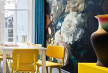 Wnętrza / Wszystko co kochamy w dekorowaniu domów i mieszkań: garść inspirujących aranżacji!