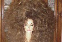 Wigs / Really big sexy wigs