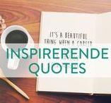 Libelle - Inspirerende quotes / Heerlijk simpele kleine dagelijkse gelukjes, want je hoeft het soms niet ver te zoeken.