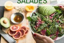 Libelle - Salades / Lekker licht en gezond als side dish of wanneer je geen zin hebt in iets zwaars. https://www.libelle.be/lekker/