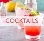 Libelle - Cocktails / Een feestje? Cocktails zijn het perfecte gezelschap: met of zonder alcohol! https://www.libelle.be/lekker/