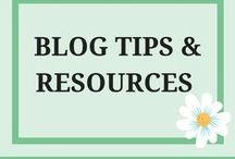 BLOG Tips & Resources / All things Blogging, Income, Ideas, Learning