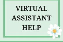 Virtual Assistant Help / Ideas, tips and tricks on working on social media, time management, apps, skills, administration