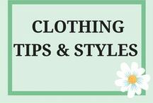 Clothing Tips & Styles / All different topics on Clothing including Sustainability, Vintage, Pre-loved, Bohemian, Classic, Chic and more