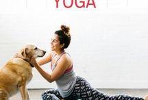 Libelle - Yoga / Om volledig tot rust te komen of om net meer energie te krijgen. Yoga is de ideale sport voor lichaam en geest! https://www.libelle.be/