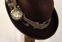 Steampunk / Steampunk images for writing and book inspiration