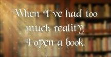 Reading and Books / Reading, books, and the imagination
