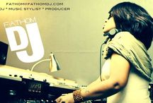fathom dj working / All things Music, music products, mixes, artists  and events.