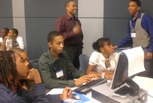 """About & Around BDPA / Leadership is a """"Contact Sport.""""  --  In BDPA, one's journey within each ICT industry sector and Chapter City is nurtured """"From the Classroom to the Board Room"""" as #TechandMedia industries continue to evolve and converge!"""