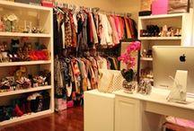 Dream closets !!!