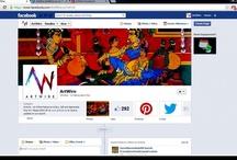 ArtWire Facebook