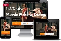 1st Deals Website Design Studio / Great Website Designs ready to go live!