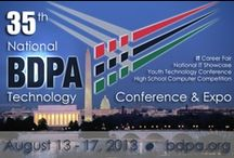 The Conference   #BDPA13 / 35th Anniversary National #BDPA #Technology #Conference and #Career Expo, Washington Hilton, August 13-17, 2013, Washington, D.C.