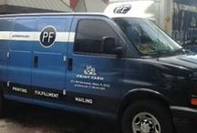 Vehicle Wraps / Figment Vehicle Wraps  Vehicle wrap, car wraps, truck or wrap advertising (auto) is the marketing practice of completely or partially covering  (wrapping) a vehicle, car or bus in an advertisement or livery; a mobile billboard is the outcome of the process.