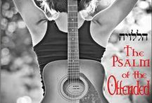 The Psalm of the Offended / Cover Art inspiration for Psalm of the Offended by J.L. Kelly book 1 in the Glory Series / by JL Kelly Christian Writer & Speaker