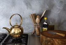 Kitchen / All things for cooking, practical and pretty / by Daniel Dat Fancy Frosch