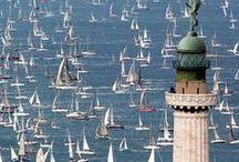 Sailing  / Fantastic sailing yachts  / by Tim Shoukry