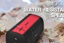 MOCREO Bluetooth Speaker / Quickly pairing with all bluetooth-abled devices:smart phones,tablets etc.