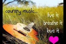 ♫ Good Old Country Music / by ツ Jana Dillon