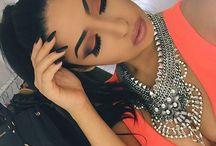 αphrσdítє / To join just comment Add as many people as you want!  Hair, makeup,Quotes, beauty tips, nails  clothes, shoes, etc.