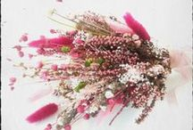 Ramos Preservados-NOVELLE / Ramos hechos por NOVELLE de flores preservadas.