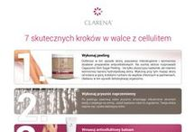 Body Slim / Innowacyjna linia kosmetyków wyszczuplających i ujędrniających do ciała. Kosmetyki z Body Slim Line wyszczuplają, ujędrniają, redukują rozstępy i cellulit. #clarena #bodyslim #cellulit