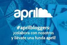 el blog de april / Descubre todos los temas que tratamos en nuestro blog oficial: moda, estilo, creatividad, tendencias... ¡y nuestra sección especial de entrevistas y colaboraciones con #bloggers! >> aprilforyou.com/blog