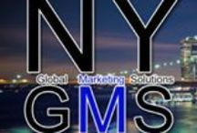 Logo Design / McDonald's. Ford. Coca-Cola. These are brands that you would recognize anywhere. But every company has to start from somewhere. From conception to completion NYGMS has a skilled, enthusiastic staff who are on-hand and eager to bring your ideas to life.  Here's a sample of what we've been working on: http://newyorkglobalmarketingsolutions.com/design/