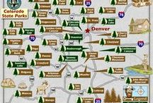 Colorado Maps / All our maps are interactive, and allow you to click on different areas to find information on activities and lodging. Visit our website (http://www.coloradodirectory.com/maps/) to use them interactively.