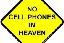 Cell Phone etiquette for you and you kids / by Christine Ross