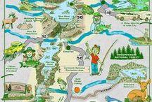 CO Fishing Maps