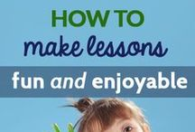Teaching Tips & Resources / Tips and resources for teaching and learning in the preschool and kindergarten year