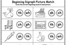 Phonics Worksheets / PRESCHOOL AND KINDERGARTEN PHONICS WORKSHEETS for teachers and homeschool parents. Teach your child how to read or supplement your child's current education to help accelerate their reading growth. For more printable worksheets, visit https://www.myteachingstation.com/.