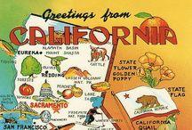 California / My board for home.