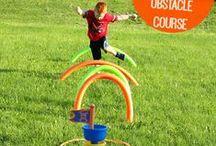 Motor Skills Activities / Fine and Gross motor skill activities for children in preschool and kindergarten.