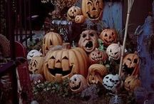 Fall and Halloween / Fall and Halloween Wreaths Dolls and Inspiration
