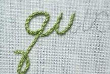 Stitchery / Inspiring Primitive Samplers for all Seasons
