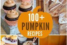 Autumn Recipes / Good Eats for Autumn