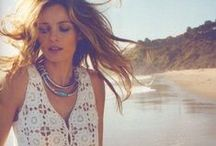 Travel Fashion Summer ✈ / Summer clothing for your adventure off to a sunny paradise. Travel fashion.