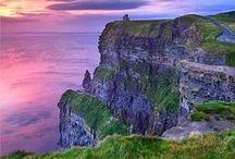 Travel Ireland ✈ / Inspirational travel board for the Emerald Isle: Ireland.