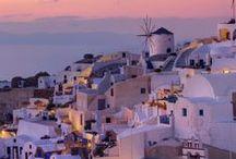 Travel Greece ✈ / Inspirational travel board for Greece.