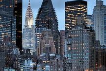 New York, New York! ✈ / Inspirational travel board for amazing NYC.