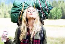 Travel & Outdoor Style ✈ / Style for hiking and exploring outdoors! Let's go on an adventure!