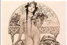Alphonse Mucha / Art of Alphonse Mucha.