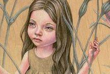 Beatrix Papp / Botanical Illustrations. Arts of Beatrix Papp.