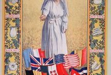 World War I Post Cards and Posters / National Library of Medicine collection.
