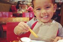 Fun Food for Kids // by Fried Dandelions